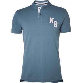 North Bend Aton Kortærmet T-shirt Herrer blå